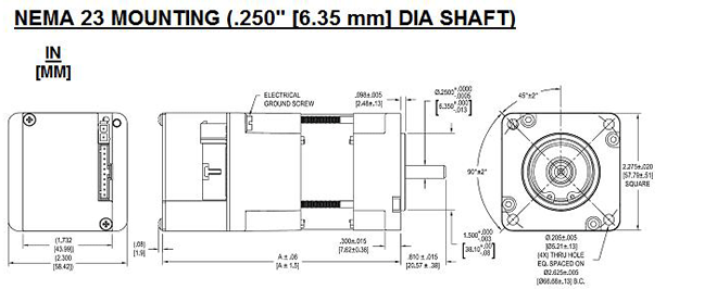 Integrated Control Drawings